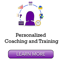 Personalized Coaching and Training