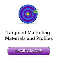 Targeted Marketing Materials and Profiles
