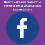 How to maintain reach on Facebook