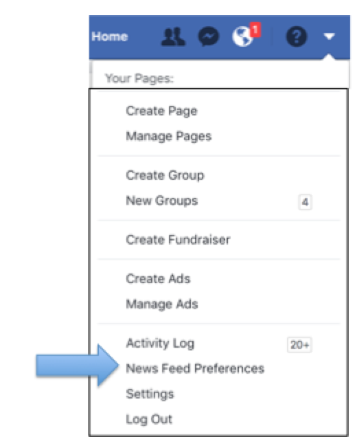 How to ensure you see what you want to see on Facebook -