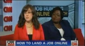Miriam on CNN